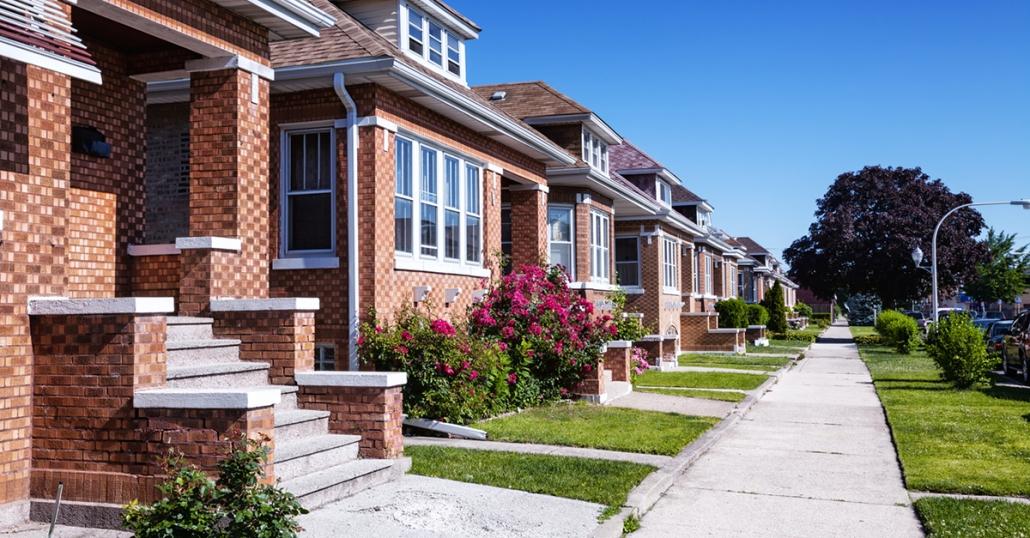 Homebuyers in Suburban Metros Spread Thin |